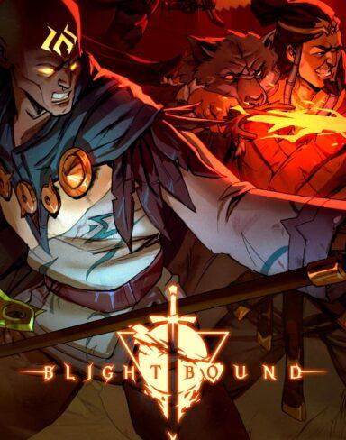 BLIGHTBOUND   Live Gameplay com Johny Miranda, Caio Zaplana e Saulo Martins