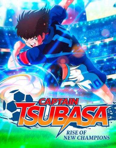 CAPTAIN TSUBASA: RISE OF NEW CHAMPIONS | Live Gameplay com Saulo Martins