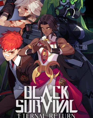 ETERNAL RETURN: BLACK SURVIVAL | Live Gameplay com Johny Miranda e Saulo Martins