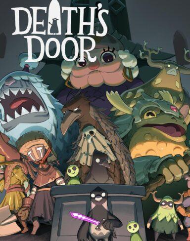 Capture as almas dos mortos em DEATH'S DOOR