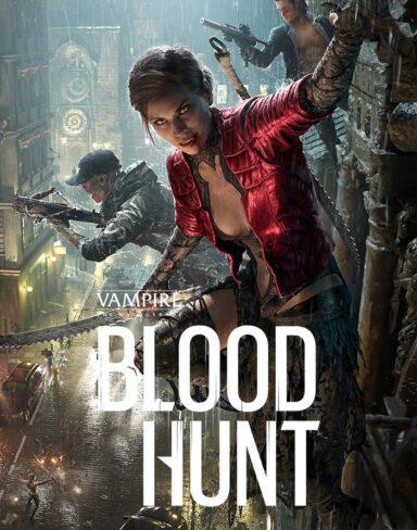 Caçada de sangue em BLOODHUNT