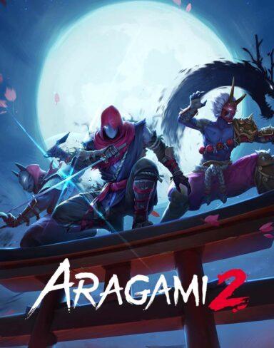 Sombra e sangue em ARAGAMI 2